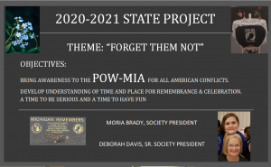 State Project 2020-2021